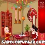 Çinli Çocuk Odası